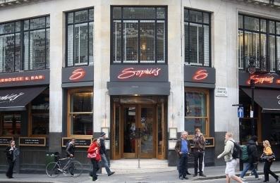Sophies Steak House , Covent Garden