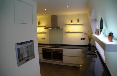 New Cavendish St kitchen