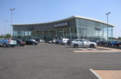 Audi Norwich Front 2