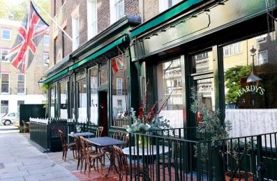 Hardy's Wine Bar, Dorset Street