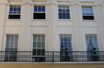 P734 Cumberland Terrace Front